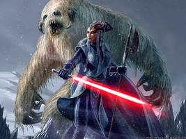 Star Wars - Kyrisa by Graysun-D