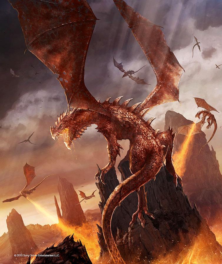 Dragonbrood by Graysun-D