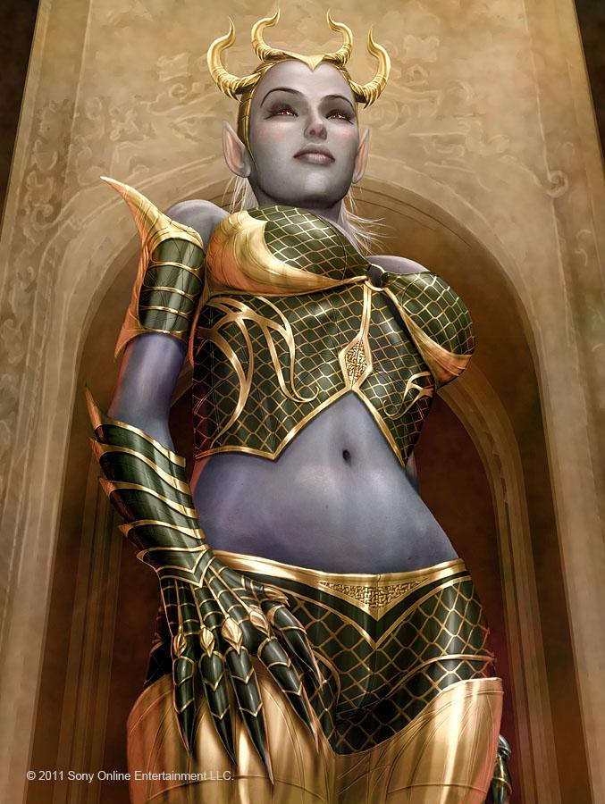 Queen Cristanos Thex by Graysun-D