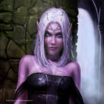Dark Elf Avatar