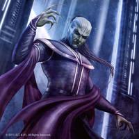 Star Wars - Xizor by Graysun-D