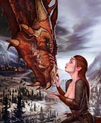 Dragontamer by Graysun-D