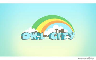 Owl City by caitlin-green