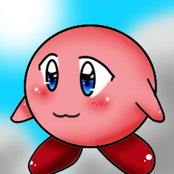 Cute Anime Kirby