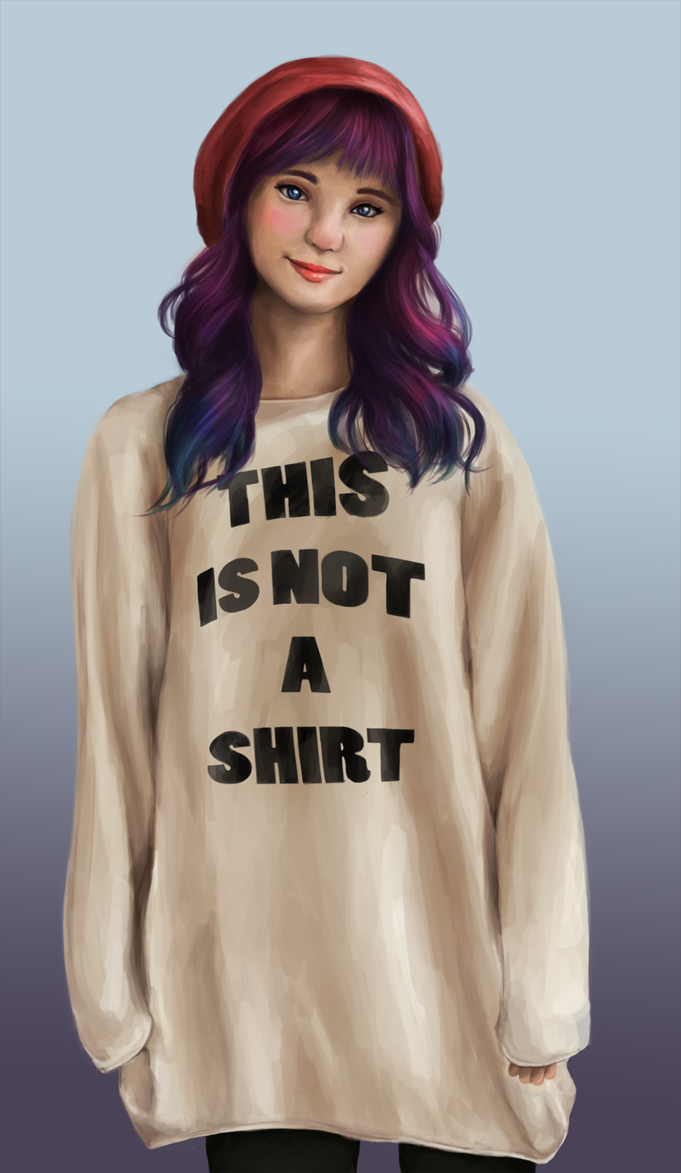 Not a Shirt by Embucky