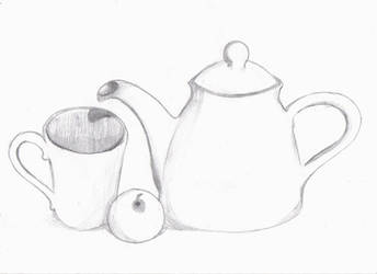 Tea Break by anniemaniac