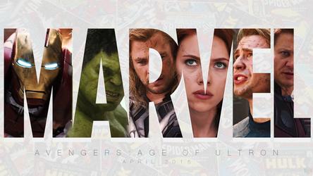 Marvel's Avengers: Age of Ultron desktop wallpaper by skauf99