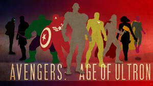AVENGERS: AGE OF ULTRON 2015 DESKTOP BACKGROUND