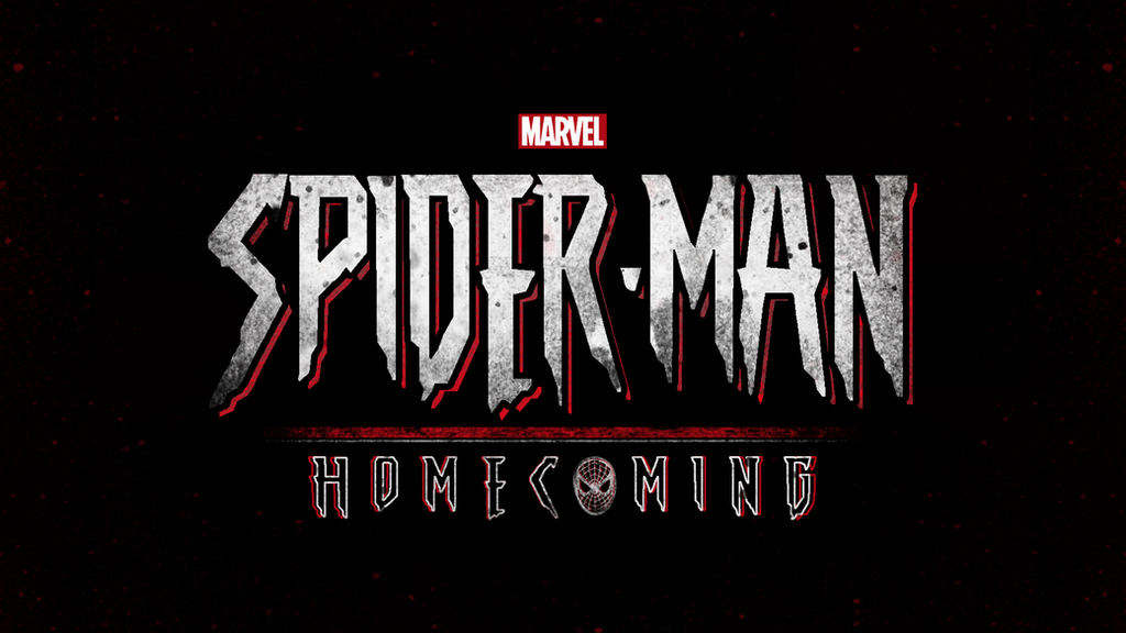 SPIDERMAN: HOMECOMING 2017 (unofficial) LOGO by skauf99 on ...