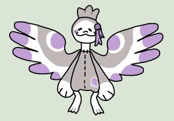 Violet Star Mutation by CrookedEmerald
