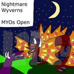 Nightmare Wyverns Myos Open