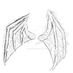 Da Creature Wing Challenge