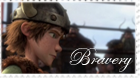 HtTyD Bravery stamp by EarthIce224