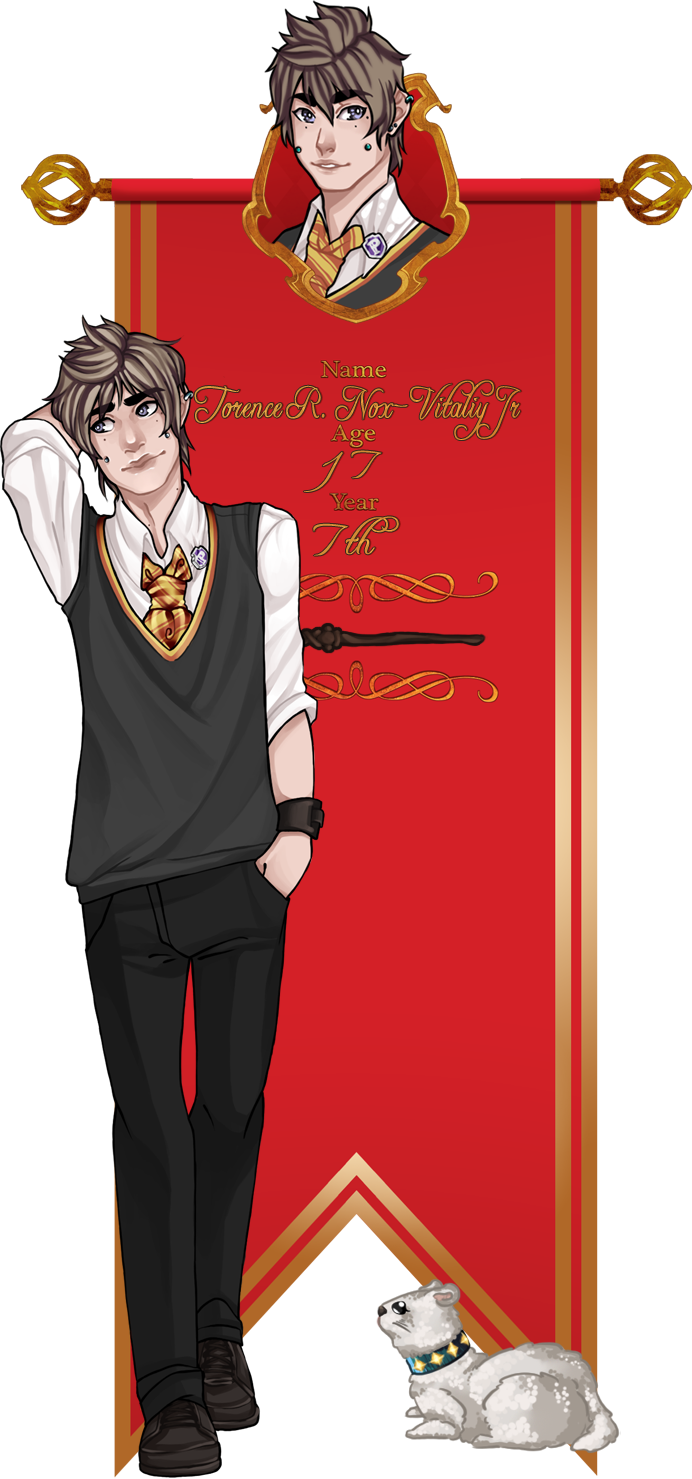 Tore Vitaliy-Gryffindor by Jeri-Cho