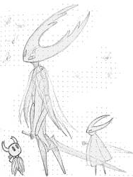 Hollow Knight: Lumafly Adventure by 0ArmoredSoul0