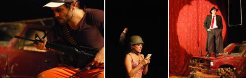 DENTADAS - teatro - fotografia by vertigovab