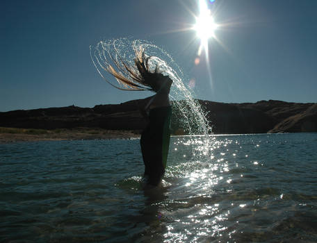 Lake Girl 09