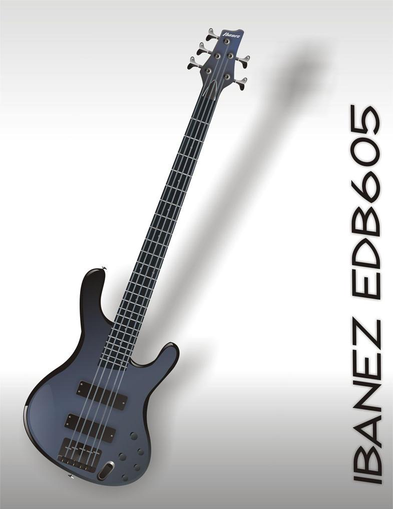 Ibanez EDB605 Bass Guitar By Bassists