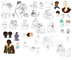 gp sketch dump 2 by kat-eunhyeo