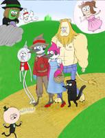 Wizard Of Regular Show by KuramaLoverBunny
