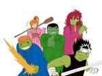 Teenage Mutant Spirit Detectives