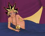 Just Woke Up by KuramaLoverBunny