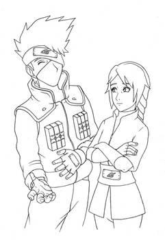 Kakashi and Noriko