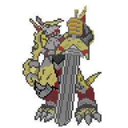 VictoryGreymon by Dr-Doctor1992