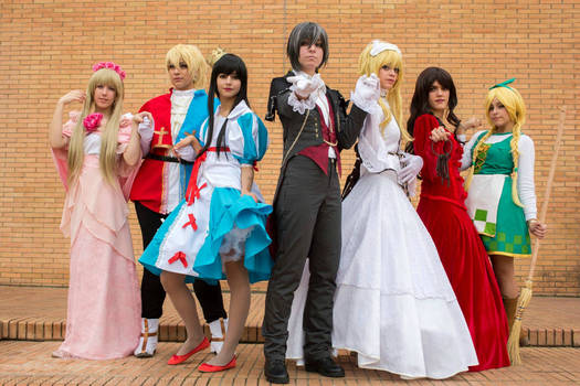 Marchen cosplay Hana Star