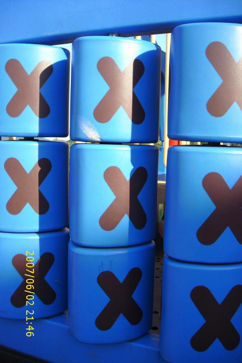X's mark the spot... by xRaynierx