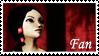 The Path - Rose Fan Stamp by NatureTheZafara