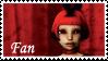 The Path - Ginger Fan Stamp by NatureTheZafara