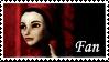 The Path - Scarlet Fan Stamp by NatureTheZafara