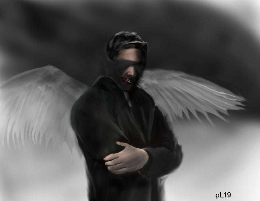 Evil angel by a-crazy-spycrab on DeviantArt