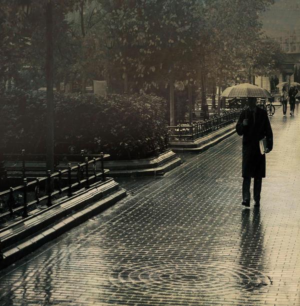 .:rainy days:. by hayal25