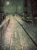.:winter nightIII:. by hayal25
