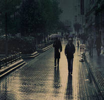 .:rainy daysss:. by hayal25