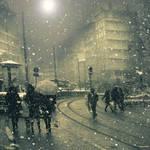 .: snowly night :.