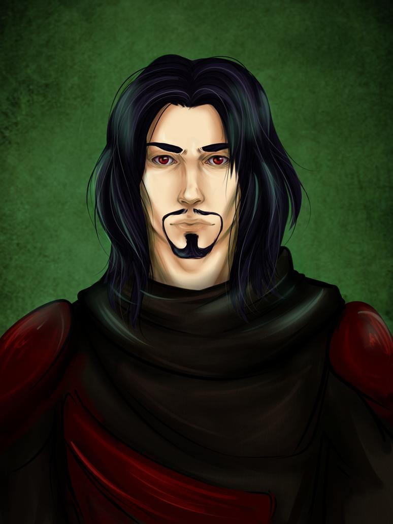 GW2: Dusario by Azarahel