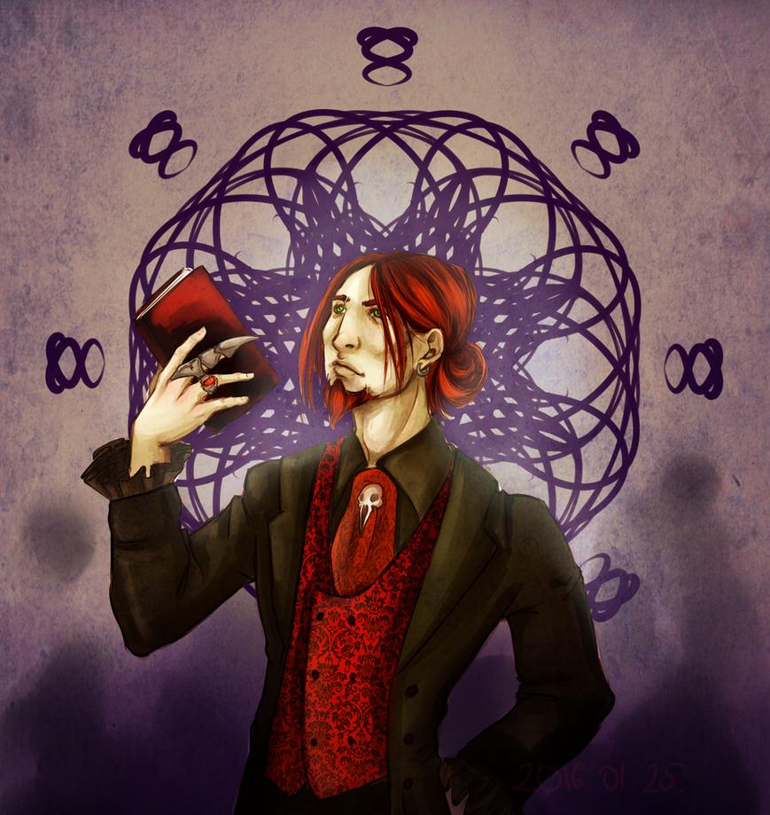 Goth Geri by Azarahel
