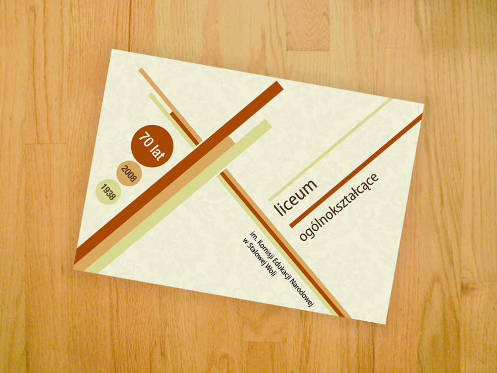 Invitation card 2