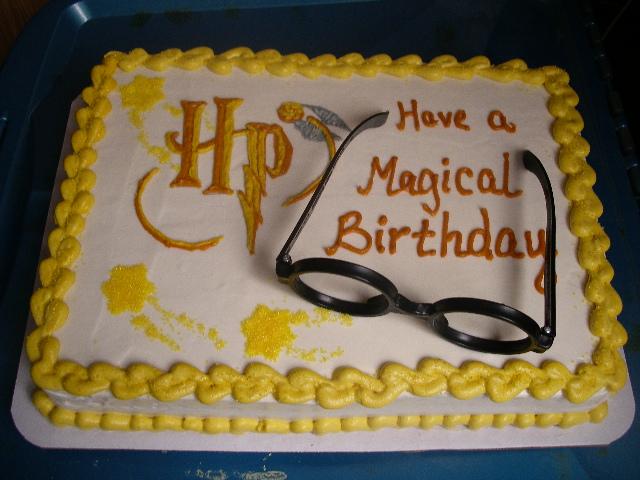 Harry Potter Cake By Mama Lau
