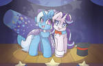 Trixie and Her Great and Powerful Assistant