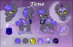Commission - Tene Reference Sheet