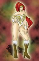 Amazon Warrior Talia by Trishbot