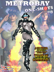 Chain of Command cover by Trishbot