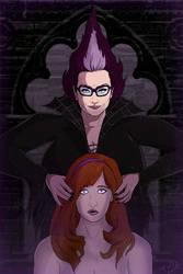 FrankenCreepy - Velma and Daphne