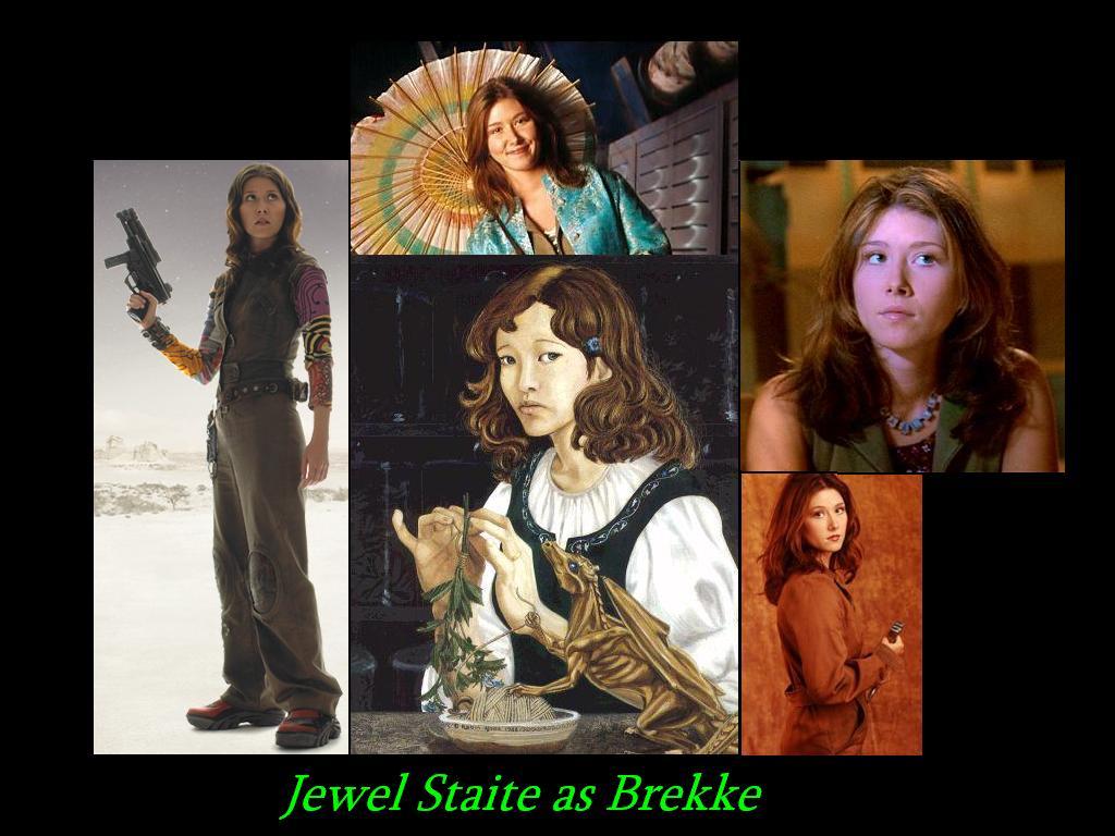 Jewel Staite for Brekke by SWFan1977