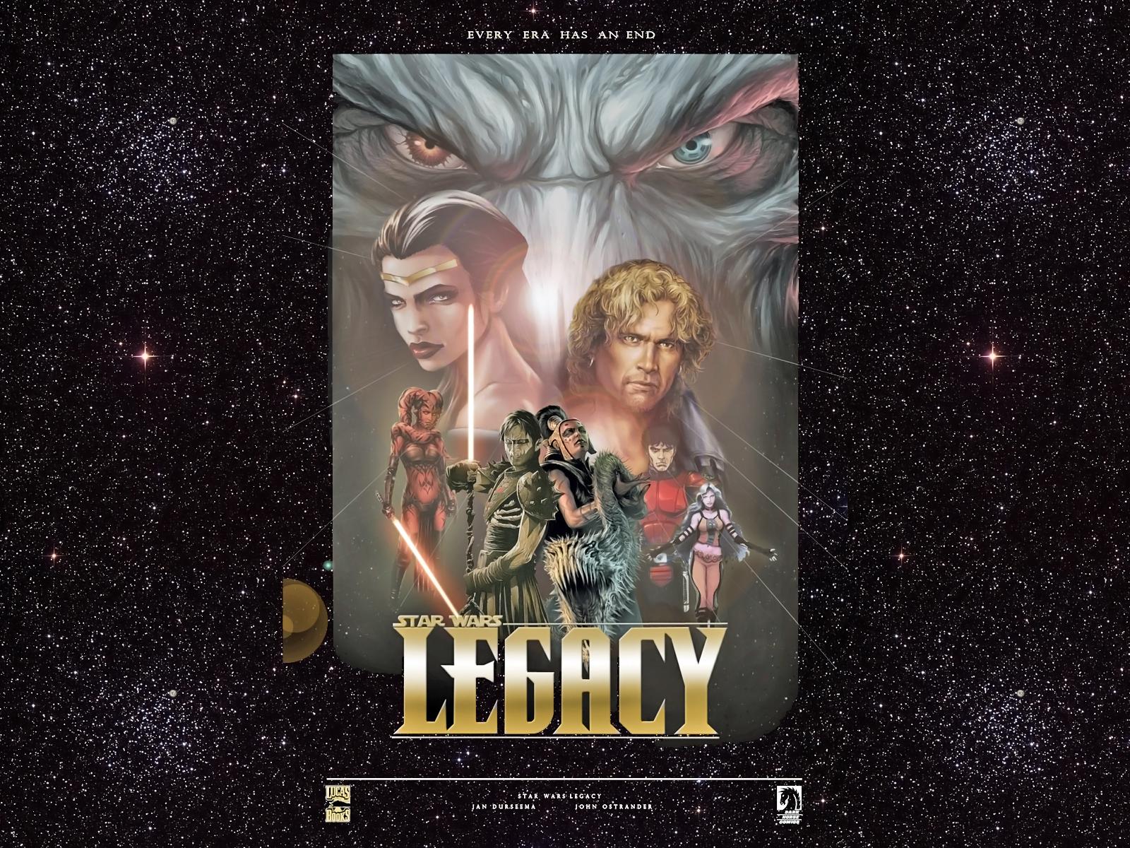 Star wars legacy wallpaper by swfan1977 on deviantart - Legacy wallpaper ...
