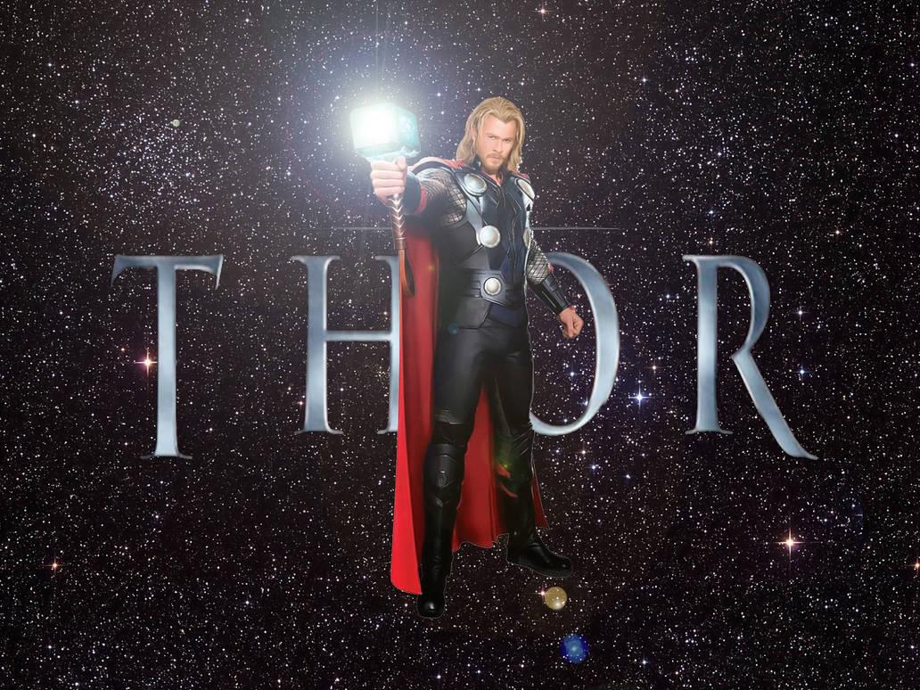 Thor Movie Wallpaper 1 5 By Swfan1977 On Deviantart